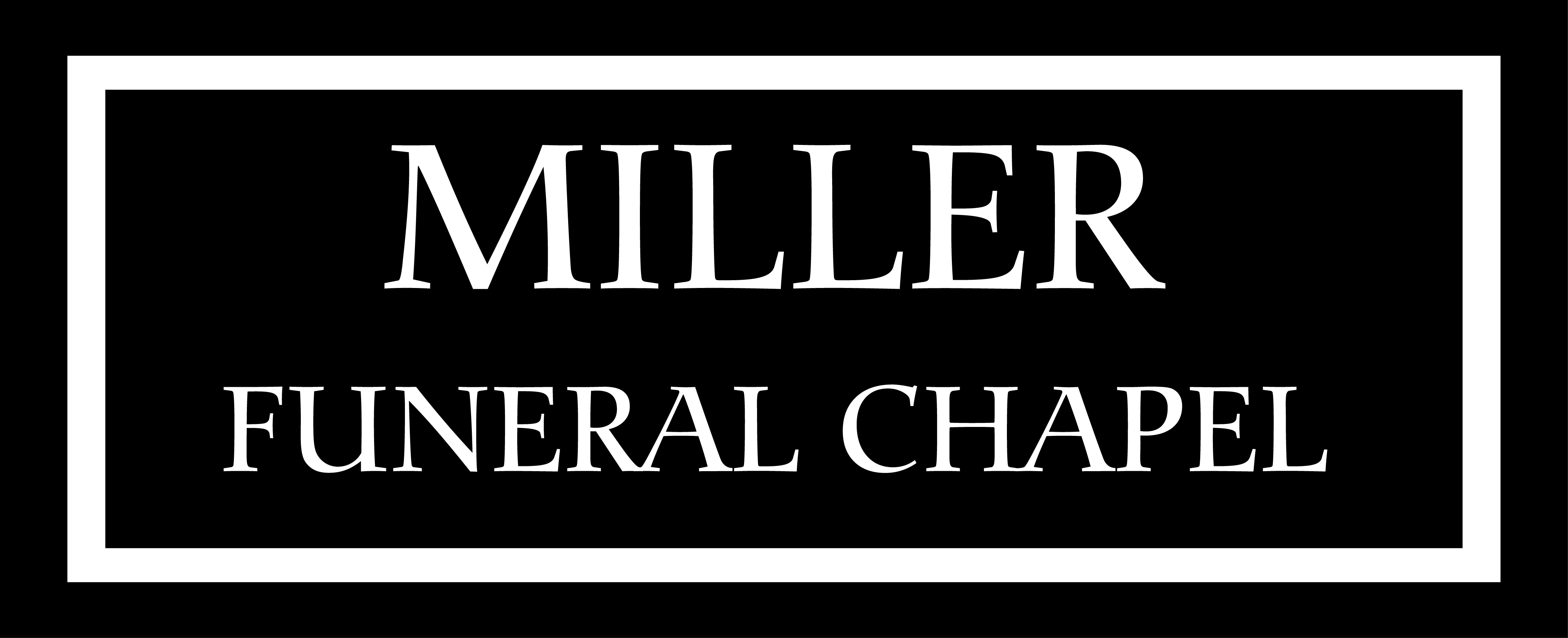Miller Funeral Chapel Ltd.